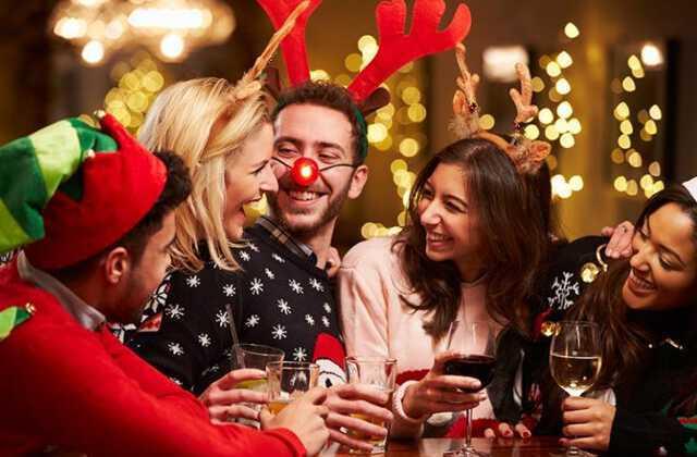 Отмечайте новогодний корпоратив 2019 в ресторане «Вагнес»