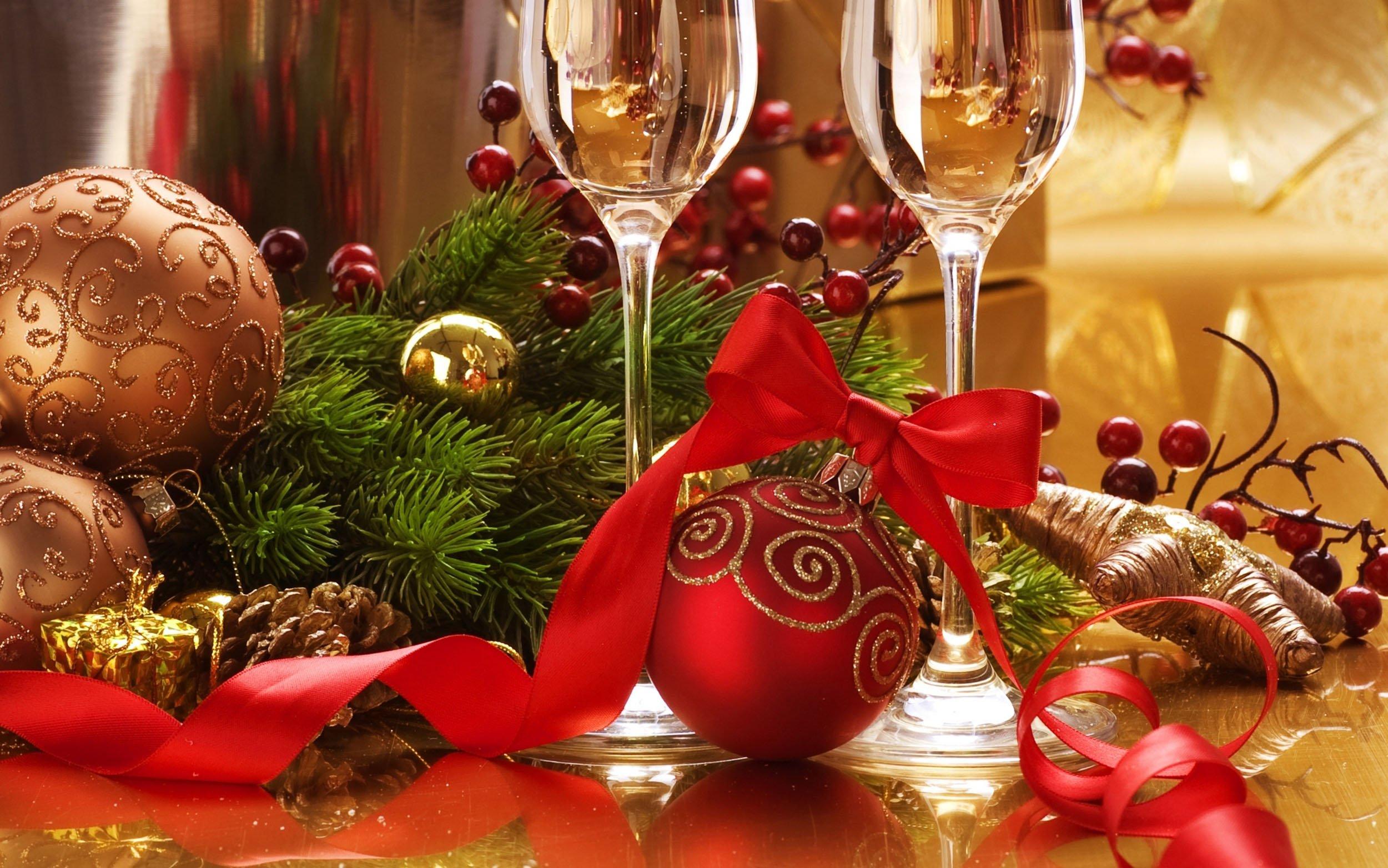Празднование Нового Года 2019 в ресторане «Вагнес»
